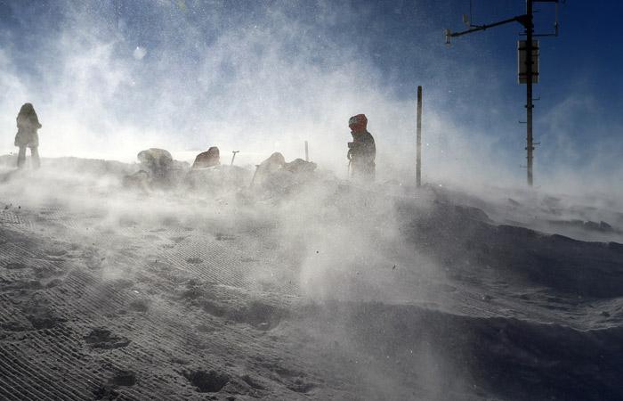 Семь человек погибли под лавиной на Алтае