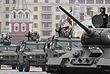 """Танк Т-34 и вездеходы """"Тигр-М"""""""