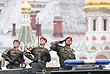 Военнослужащие военной полиции России