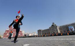 Парад Победы пройдет на Красной площади в Москве