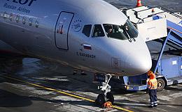 """""""Аэрофлот"""" снова увеличил число отмененных рейсов на Superjet 100"""