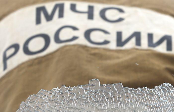 В МЧС сообщили об угрозе обрушения дома после взрыва газа под Ростовом