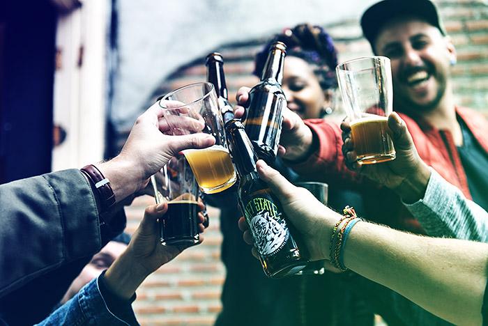 Потребление алкоголя в мире выросло на 10% за последние 27 лет