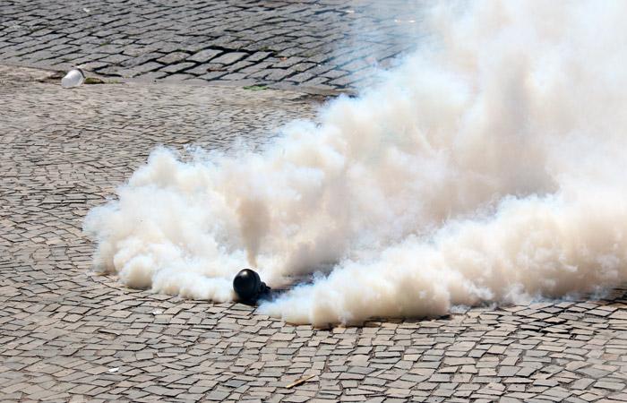 МИД России опроверг закупку слезоточивого газа для Венесуэлы на Мальте