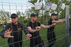 В Екатеринбурге вновь начались протесты против строительства храма
