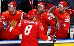 Россия с двузначным счетом разгромила Италию на ЧМ по хоккею