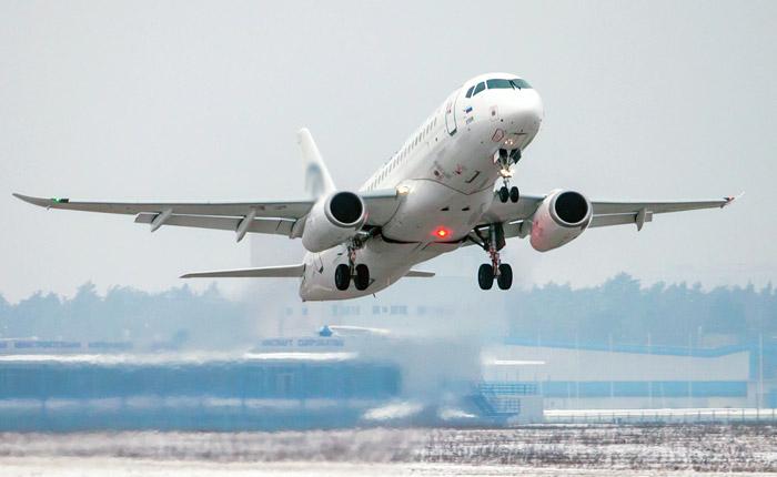 Росавиация запросила у МАК документы о сертификации Superjet 100