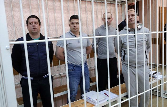 """В Кемерове начался суд по делу о пожаре в """"Зимней вишне"""""""