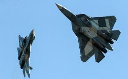 Сумму контракта на 76 истребителей Су-57 оценили в 170 млрд рублей