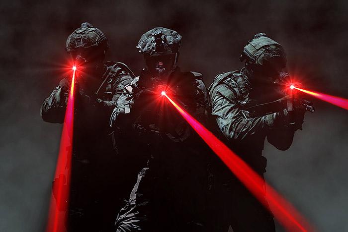 Путин связал военный потенциал России с боевыми лазерами