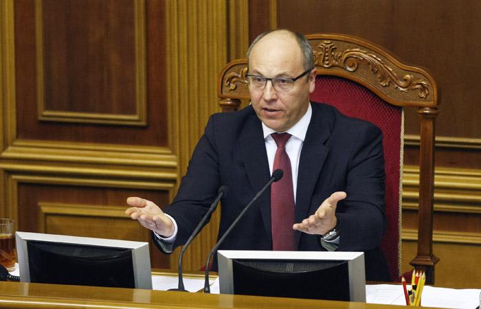 Роспуск Верховной рады стал временно невозможен из-за развала парламентской коалиции