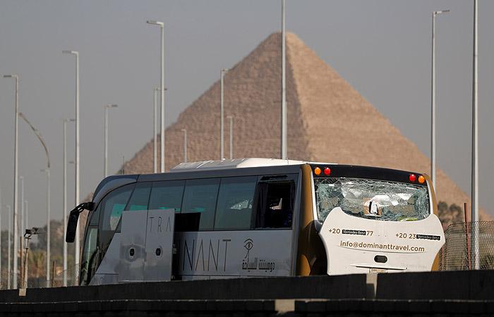 Россияне не пострадали в результате взрыва в Египте