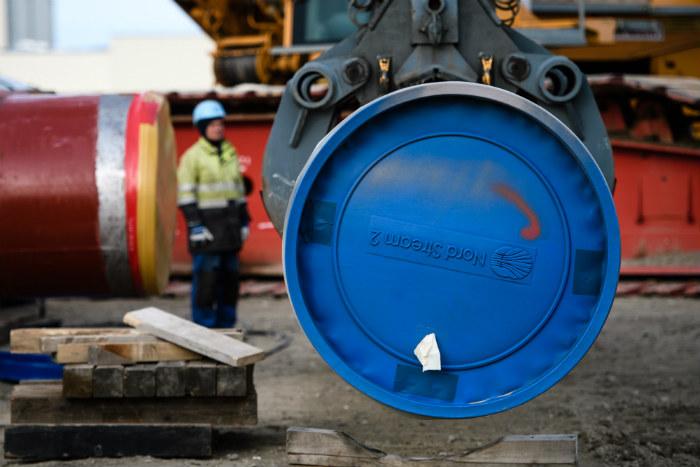 В «Газпроме» допустили задержку «Северного потока-2»
