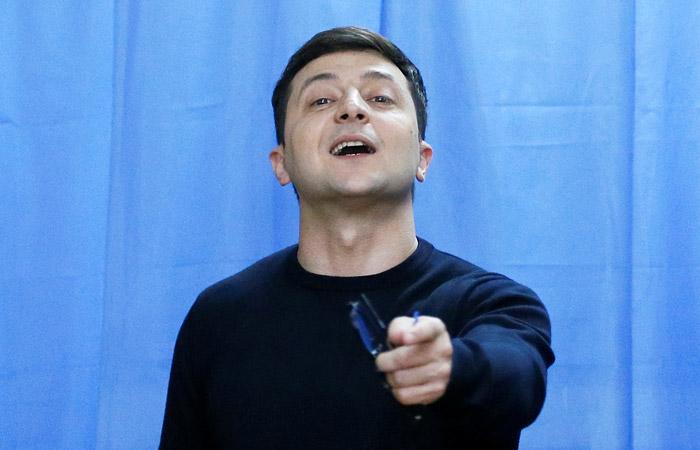 Зеленский задекларировал 9,7 млн грн доходов