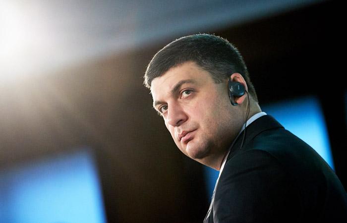 Премьер-министр Украины объявил о намерении уйти в отставку
