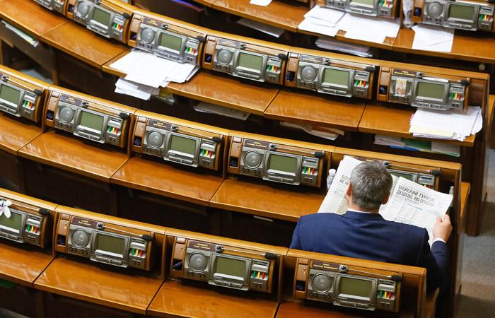 Зеленский распустил Раду и назначил выборы в парламент на 21 июля