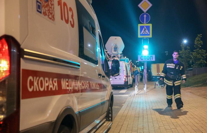 В московском метро объяснили, почему людей не выводили из застрявших поездов пешком