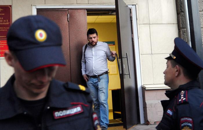 Главу штаба Навального арестовали на 20 суток