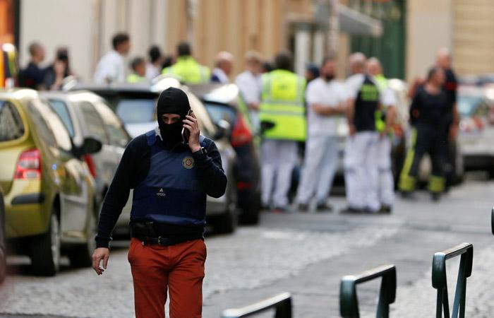 Российские туристы не пострадали при взрыве в Лионе