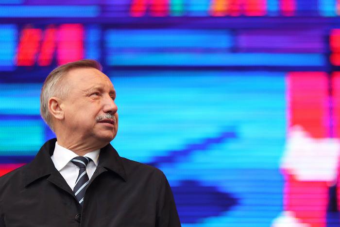 Врио губернатора Петербурга Беглов сообщил о планах идти на выборы
