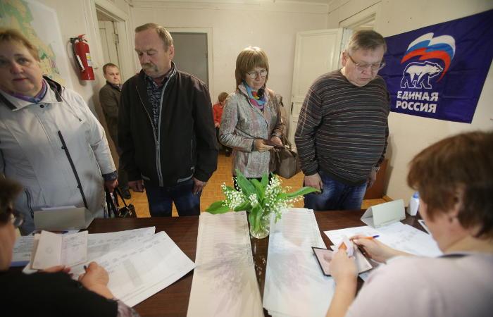 """""""Единороссы"""" проводят праймериз по отбору кандидатов на выборах"""