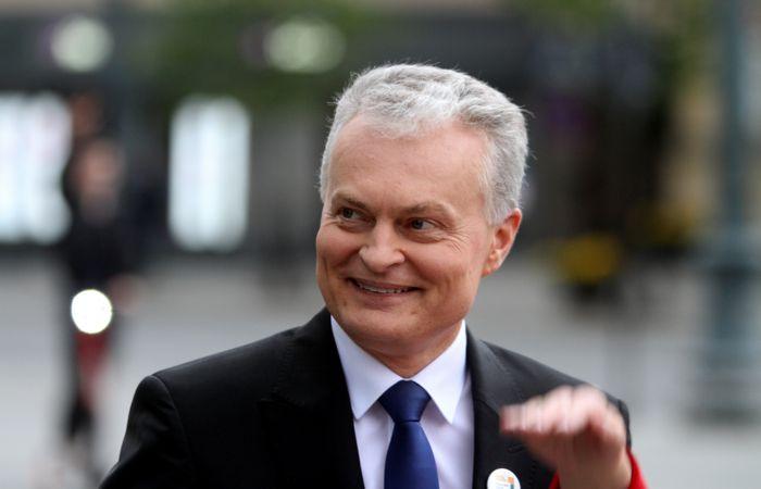 Экономист Науседа победил на выборах президента Литвы