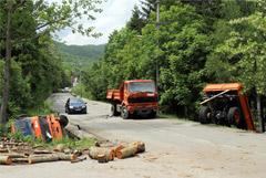 Сербская армия отправила МиГ-29 и солдат к границе с Косово
