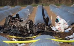 Крушение самолета с совладелицей S7 на борту связали с потерей пилотом управления