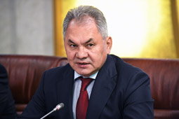Сергей Шойгу: Россию и Таджикистан роднят единство интересов и общая история