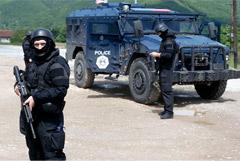 Косовские спецназовцы во время операции потеряли важные документы и план действий
