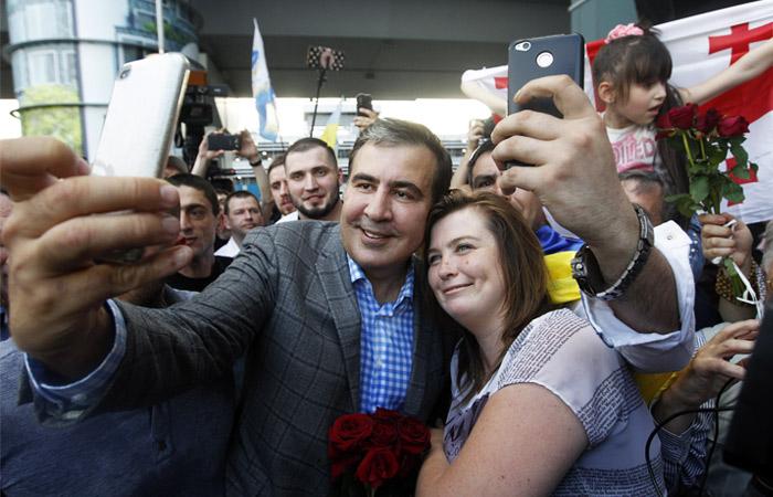 Михаил Саакашвили не будет баллотироваться в Раду