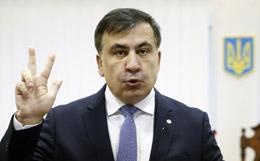 Саакашвили получил удостоверение личности для возвращения на Украину