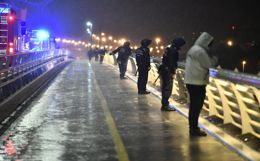 Число погибших при затоплении катера в Венгрии достигло семи человек
