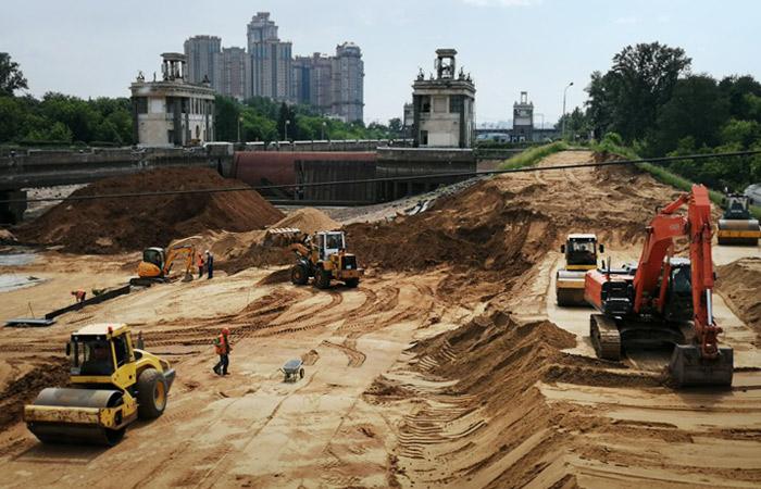На ремонт канала имени Москвы после прорыва в Тушинском ушло больше 200 млн руб.