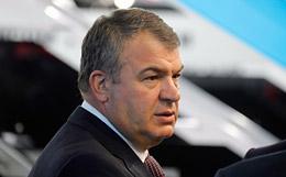 Анатолий Сердюков стал вице-президентом Союза машиностроителей России