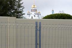 Сквер в центре Екатеринбурга включат в опрос о месте для строительства храма