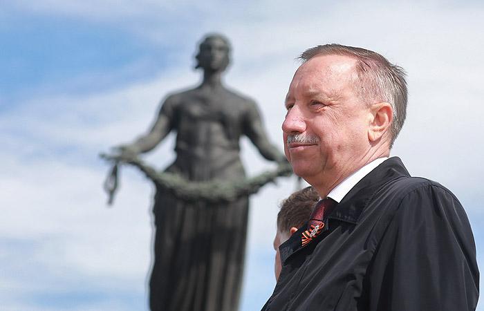 Беглов первым сдал документы для участия в выборах губернатора Петербурга