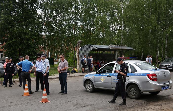 При взрыве на заводе в Дзержинске пострадали 38 человек
