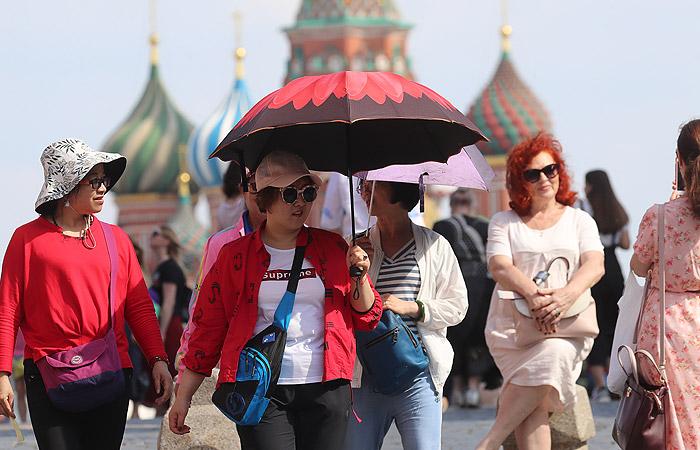 В Москву вернется 30-градусная жара
