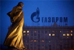 """Взлет акций """"Газпрома"""" превысил 10%"""