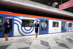 В Москве открыли первый участок Некрасовской линии метро