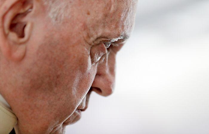 В РПЦ заявили, что пока не готовы принять папу римского в Москве