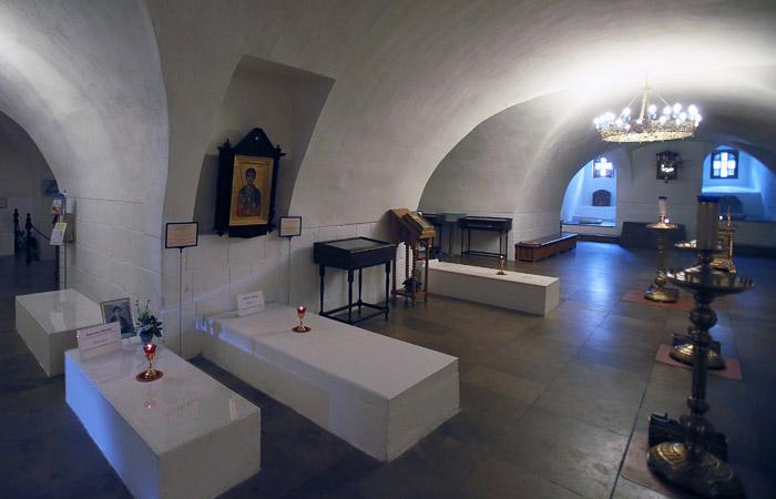 В Госархиве не поверили в исчезновение останков Романовых из Новоспасского монастыря