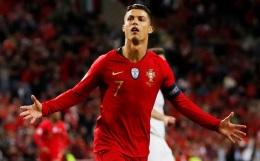 Хет-трик Роналду вывел Португалию в финал Лиги наций УЕФА