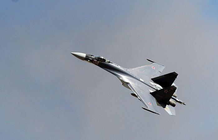 Минобороны опровергло заявления военных США о небезопасных действиях российского Су-35