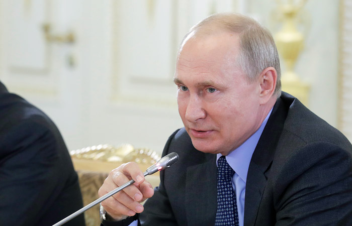 Путин предложил не продлевать договор СНВ-3