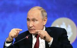"""Путин рассчитывает на """"прозрачное и понятное"""" расследование дела Калви"""