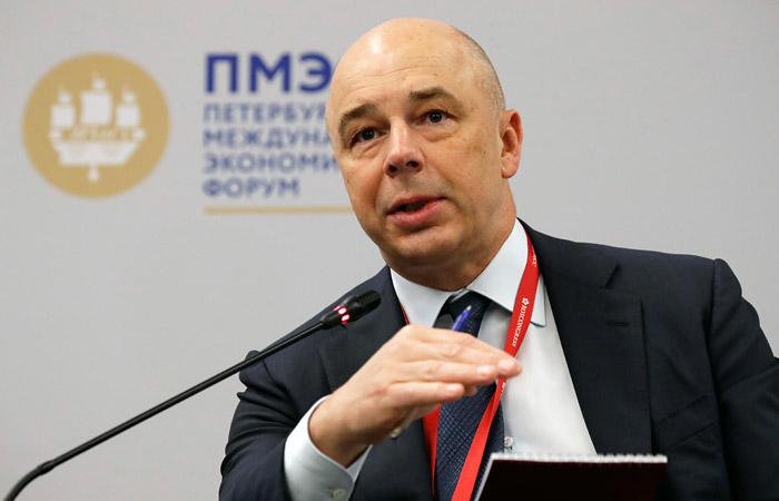 Силуанов упрекнул бизнес в нигилизме