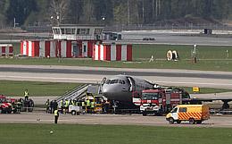 Вице-премьер Борисов назвал катастрофу SSJ 100 экстраординарным случаем