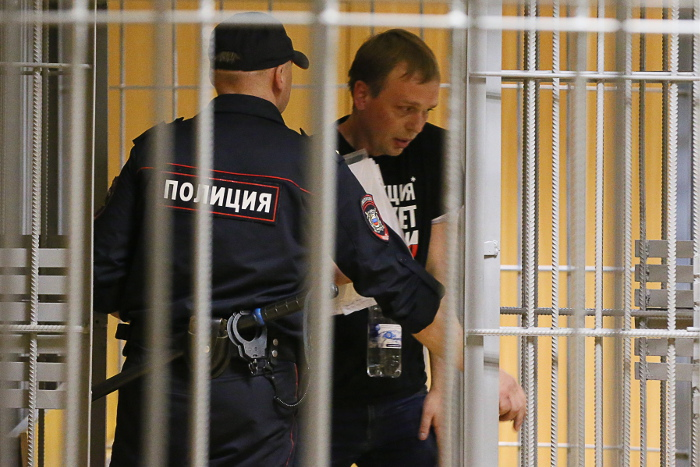 Защита Голунова подаст жалобу в ЕСПЧ на условия задержания журналиста
